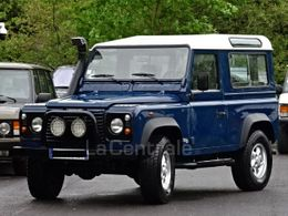 Photo d(une) LAND ROVER  90 TD5 STATION WAGON COUNTY 6PL d'occasion sur Lacentrale.fr