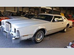 LINCOLN CONTINENTAL COUPE coupe