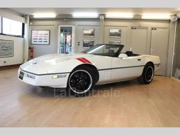 Photo chevrolet corvette 1987
