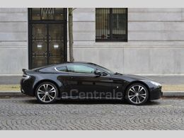 ASTON MARTIN V12 VANTAGE coupe 6.0 v12 517 black carbon edition
