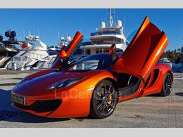 MCLAREN MP4-12C 3.8 v8 twin-turbo 600