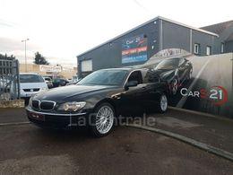 Photo d(une) BMW  E65 745DA EXCLUSIVE d'occasion sur Lacentrale.fr