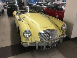 MG A cabriolet 1.6