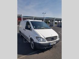 MERCEDES VITO fourgon long 109 cdi 2t7 frigorifique