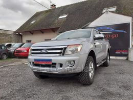 FORD RANGER 2 ii double cabine limited 3.2 tdci 200 4x4