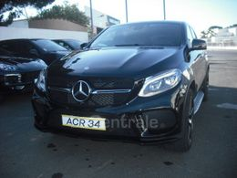 MERCEDES GLE COUPE 350 d fascination 4matic