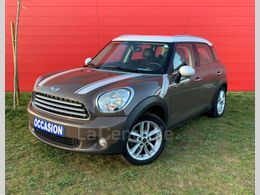 Photo d(une) MINI  COOPER D ALL4 PACK CHILI BVA d'occasion sur Lacentrale.fr