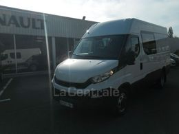 IVECO DAILY 5 v chassis double cabine 2.3 35c14s d/p 3450 tor blue power