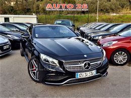 MERCEDES CLASSE S 7 COUPE AMG 69 990 €