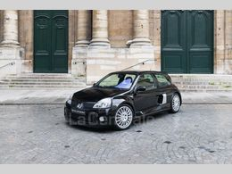 RENAULT CLIO 2 V6 RS ii (2) v6 24s 255 rs 3p