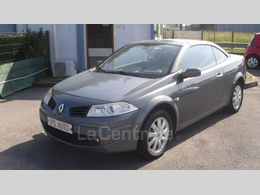RENAULT MEGANE 2 COUPE CABRIOLET ii (2) coupe-cabriolet 1.9 dci 130 luxe privilege bva