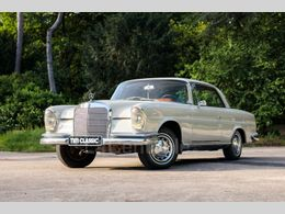 MERCEDES 220 COUPE coupe se