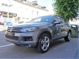 VOLKSWAGEN TOUAREG 2 ii (2) 3.0 v6 tdi 262 fap 4motion bluemotion technology carat edition tiptronic