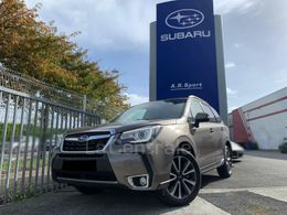 SUBARU FORESTER 4 SPORT iv (2) sport 2.0 d 4wd exclusive lineartronic
