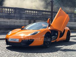 MCLAREN MP4-12C SPIDER spider 3.8 v8 twin-turbo 625