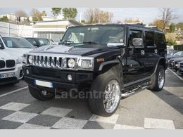 Photo d(une) HUMMER  SUV 60 V8 325 LUXURY BLACK DIAMOND d'occasion sur Lacentrale.fr