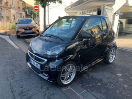 Photo d(une) SMART  II 2 COUPE BRABUS XCLUSIVE 75 KW SOFTOUCH d'occasion sur Lacentrale.fr