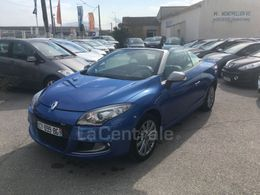 RENAULT MEGANE 3 COUPE CABRIOLET III 2 COUPE CABRIOLET 15 DCI 110 FAP ENERGY GT LINE