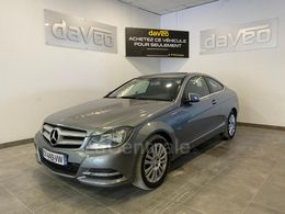 MERCEDES CLASSE C 3 COUPE iii coupe 220 cdi blueefficiency elegance 7g-tronic