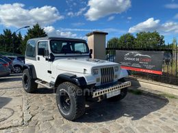 JEEP WRANGLER 2.5 texan