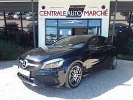 MERCEDES CLASSE A 3 iii 180 cdi 1.5 fascination 7g-dct