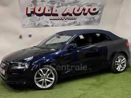 AUDI A3 (2E GENERATION) CABRIOLET ii (3) cabriolet 2.0 tdi 140 ambition stronic