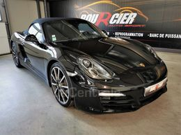 PORSCHE BOXSTER 3 TYPE 981 iii (981) 2.7 265 black edition pdk