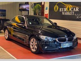 BMW SERIE 4 F33 CABRIOLET (f33) cabriolet 420d 190 lounge bva8