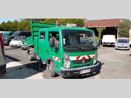 RENAULT MAXITY 130.35/6 double cabine benne l2