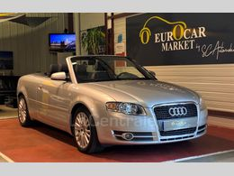 AUDI A4 (2E GENERATION) CABRIOLET II CABRIOLET 18 T AMBITION LUXE