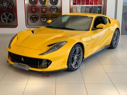 FERRARI 812 SUPERFAST 6.5 v12 superfast