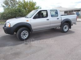 NISSAN PICK UP UTILITAIRE (2) 2.5 tdi 4x4 double cabine 4p