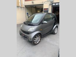 SMART FORTWO 45 kw coupe & pure softouch