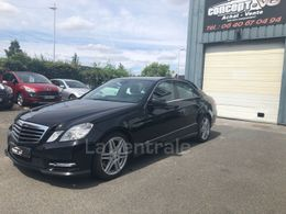 MERCEDES CLASSE E 4 IV 350 CDI 265 BLUEEFFICIENCY AVANTGARDE EXECUTIVE 4MATIC 7G-TRONIC