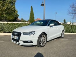 AUDI A3 (3E GENERATION) CABRIOLET III CABRIOLET 20 TDI 150 DPF AMBITION LUXE S TRONIC