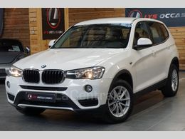 BMW X3 F25 (f25) (2) xdrive20d 190 business bva8