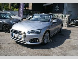 AUDI A5 (2E GENERATION) CABRIOLET ii cabriolet 2.0 tfsi 190 design luxe s tronic 7