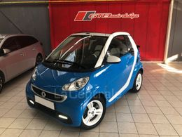 SMART FORTWO 2 CABRIO ii 52 kw cabrio & ice shine mhd softip