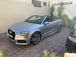 AUDI A3 (3E GENERATION) CABRIOLET III 2 CABRIOLET 15 TFSI 150 S LINE S TRONIC 7
