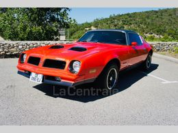 Photo pontiac firebird 1977