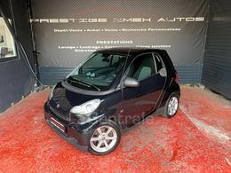 SMART FORTWO 2 ii 62 kw coupe & pulse softouch