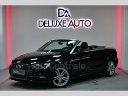 AUDI A3 (3E GENERATION) CABRIOLET III CABRIOLET 20 TDI 150 S LINE