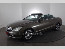 MERCEDES CLASSE E 4 CABRIOLET iv cabriolet 200 blueefficiency executive