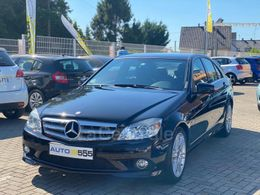 MERCEDES CLASSE C 3 iii 180 cgi blueefficiency avantgarde pack amg