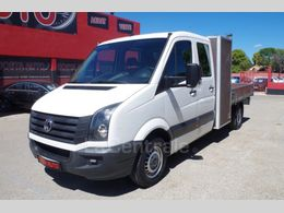 VOLKSWAGEN CRAFTER 2.0 tdi 163 double cabine 50 3665 chassis