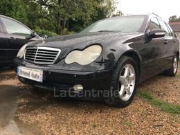 Photo d(une) MERCEDES  II BREAK 220 CDI CLASSIC BVA d'occasion sur Lacentrale.fr