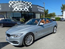 BMW SERIE 4 F33 CABRIOLET (f33) cabriolet 420d 184 luxury bva8