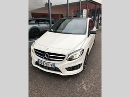 MERCEDES CLASSE B 2 ii (2) 200 cdi fascination 7g-dct