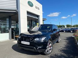 Photo land rover range rover sport 2017