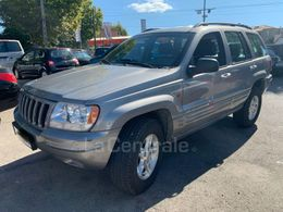 Photo d(une) JEEP  II 31 TD LIMITED BVA d'occasion sur Lacentrale.fr
